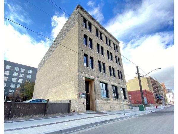 104-110 James Avenue, Exchange District for sale